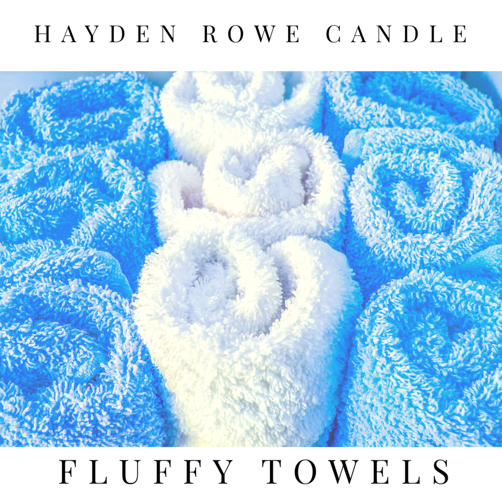 Fluffy Towels Scented Wax