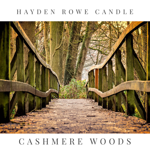 Cashmere Woods Scented Wax