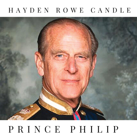 Prince Philip Scented Wax