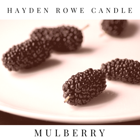 Mulberry Scented Wax