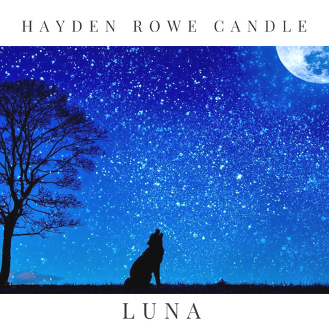 Luna Scented Wax
