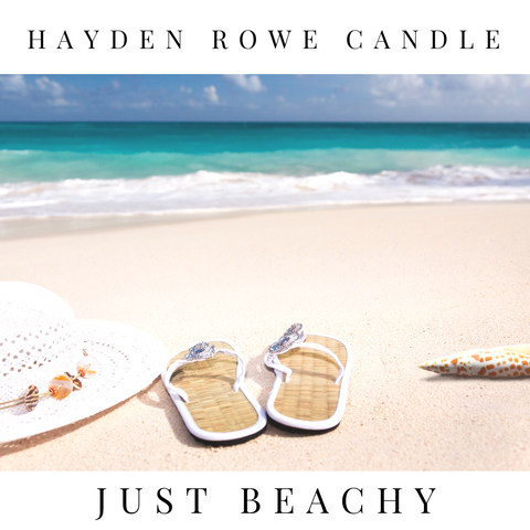 Just Beachy Scented Wax