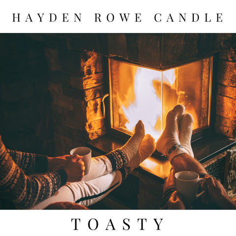 Toasty Scented Wax