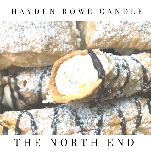 The North End Scented Wax