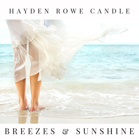 Breezes & Sunshine Scented Wax
