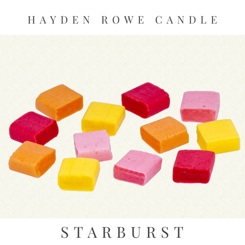 Starburst Scented Wax