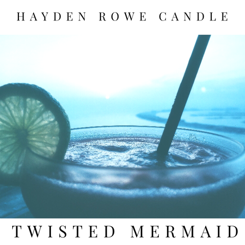 Twisted Mermaid Scented Wax