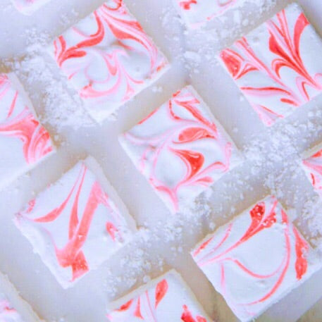 Peppermint Marshmallow Scented Wax