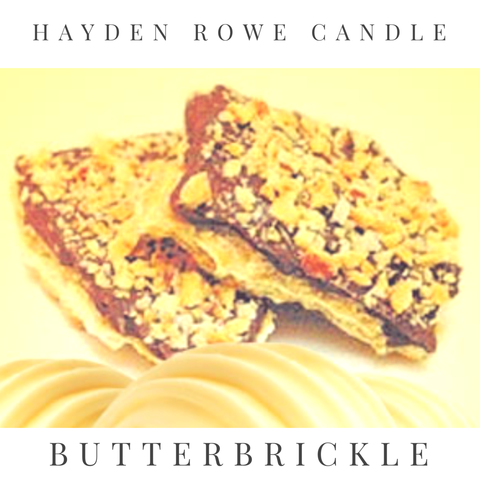 Butterbrickle Scented Wax