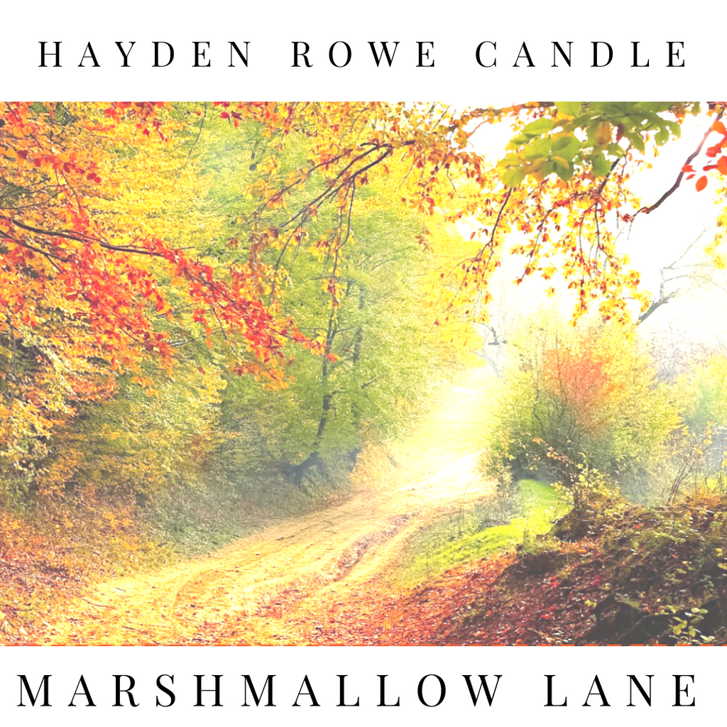 Marshmallow Lane Scented Wax