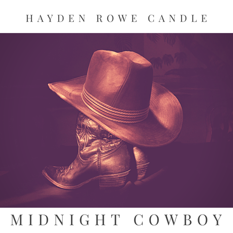 Midnight Cowboy Scented Wax
