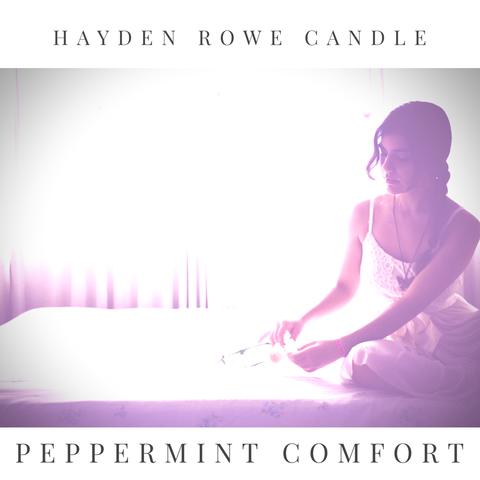 Peppermint Comfort Scented Wax