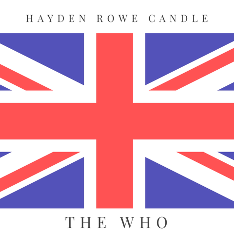 The Who Scented Wax