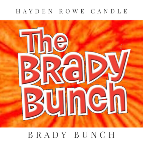 Brady Bunch Scented Wax