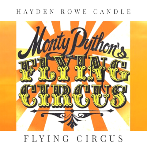 Flying Circus Scented Wax