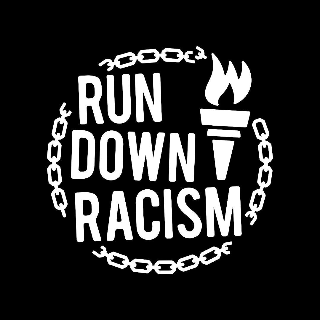 Let's run down racism