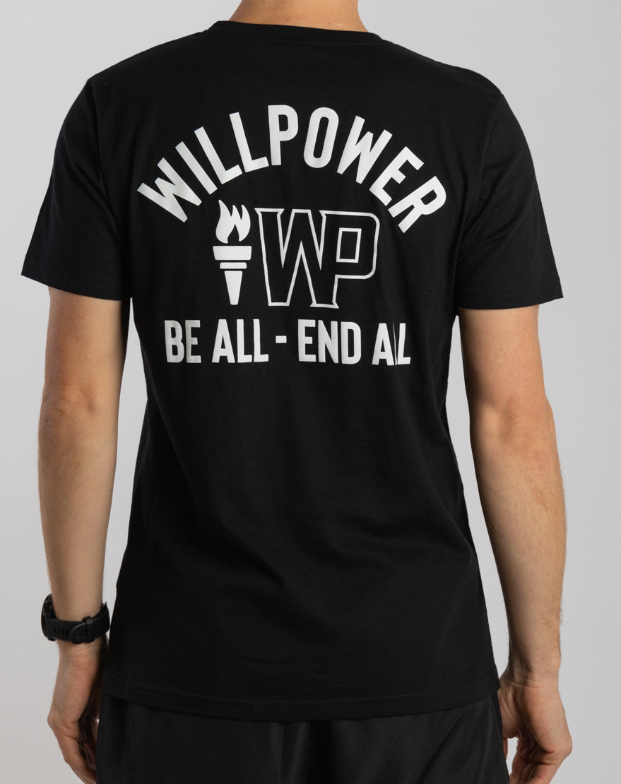"""""""Be All End All"""" Athleisure T-Shirt"""