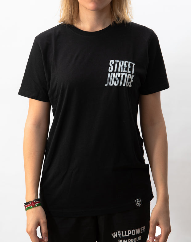 """Street Justice 19"" Athleisure T-Shirt"
