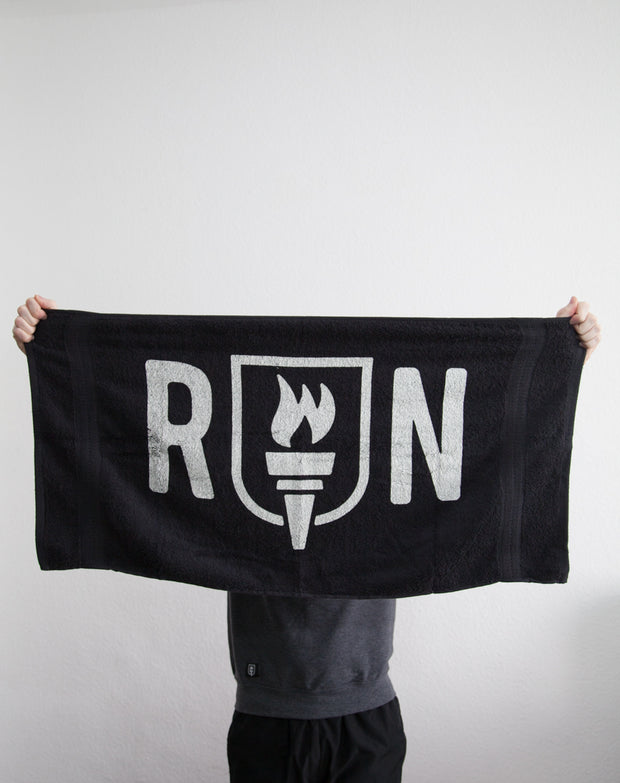"""RuN"" Towel"
