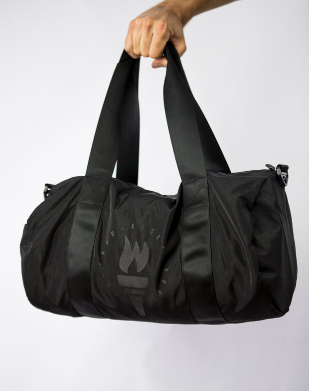 """Run & Rise Above"" Sports Bag"