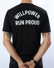 """Run Proud"" Racing T-Shirt (Men)"