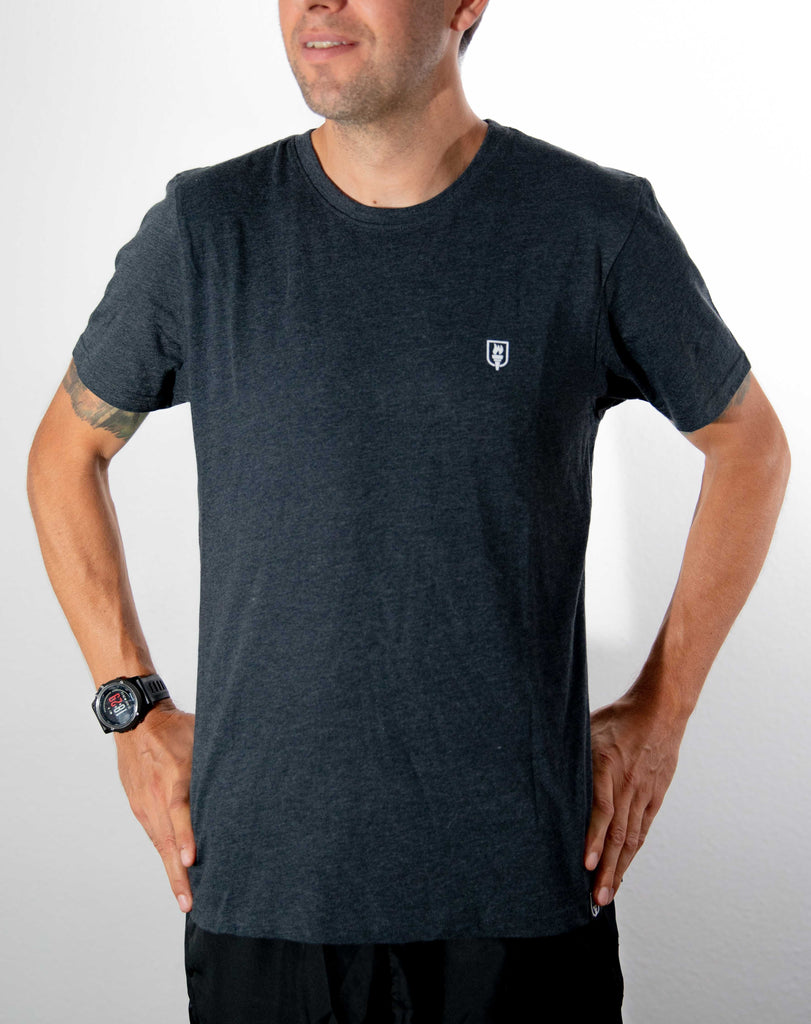 """Logo"" T-Shirt (Dark Grey)"