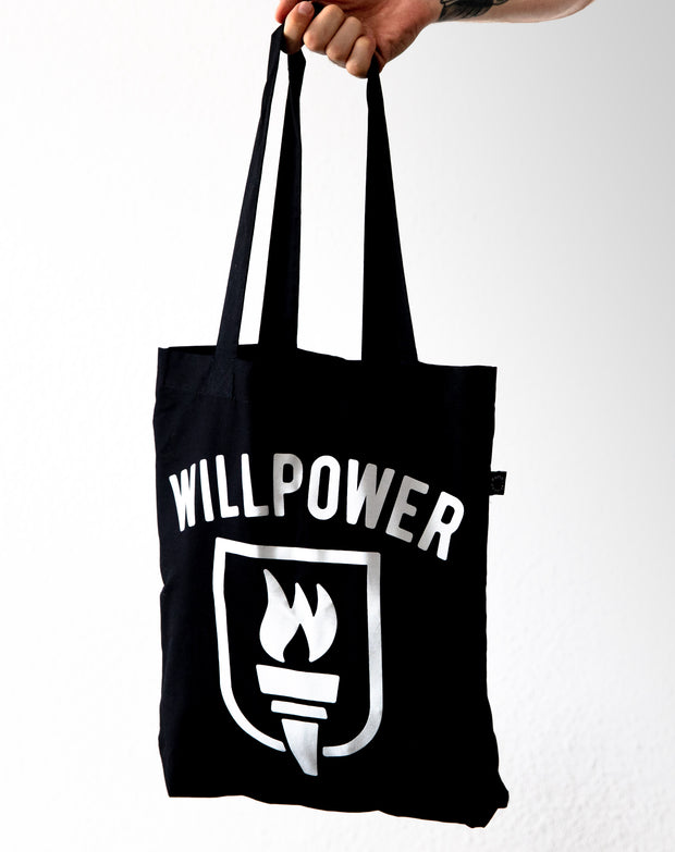 Willpower Tote Bag