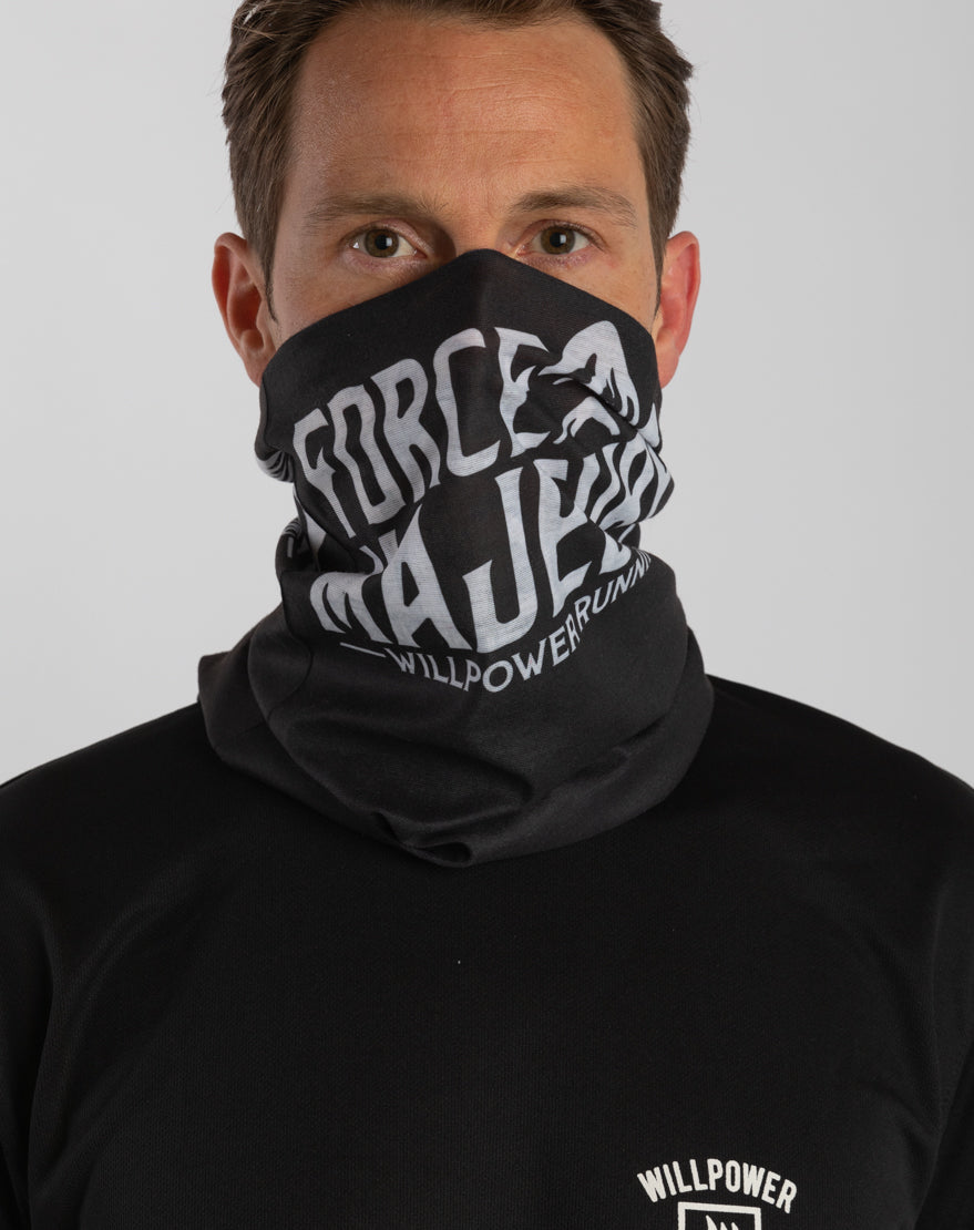 """""""Force Majeure"""" Tube Scarf"""