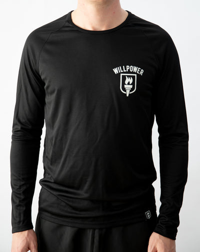 """Run Proud"" Racing Longsleeve (Men)"