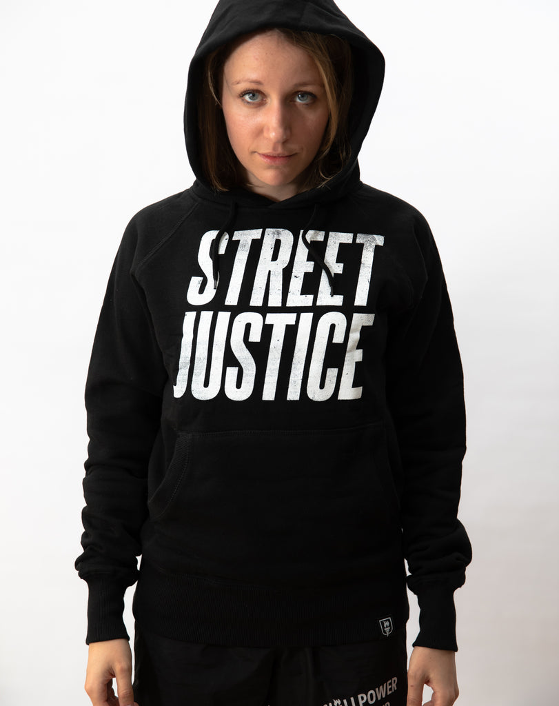 """Street Justice 19"" Hooded Sweater"
