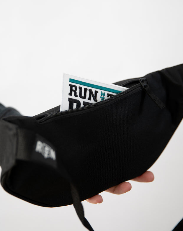 """Run Down Racism"" Waist Bag"