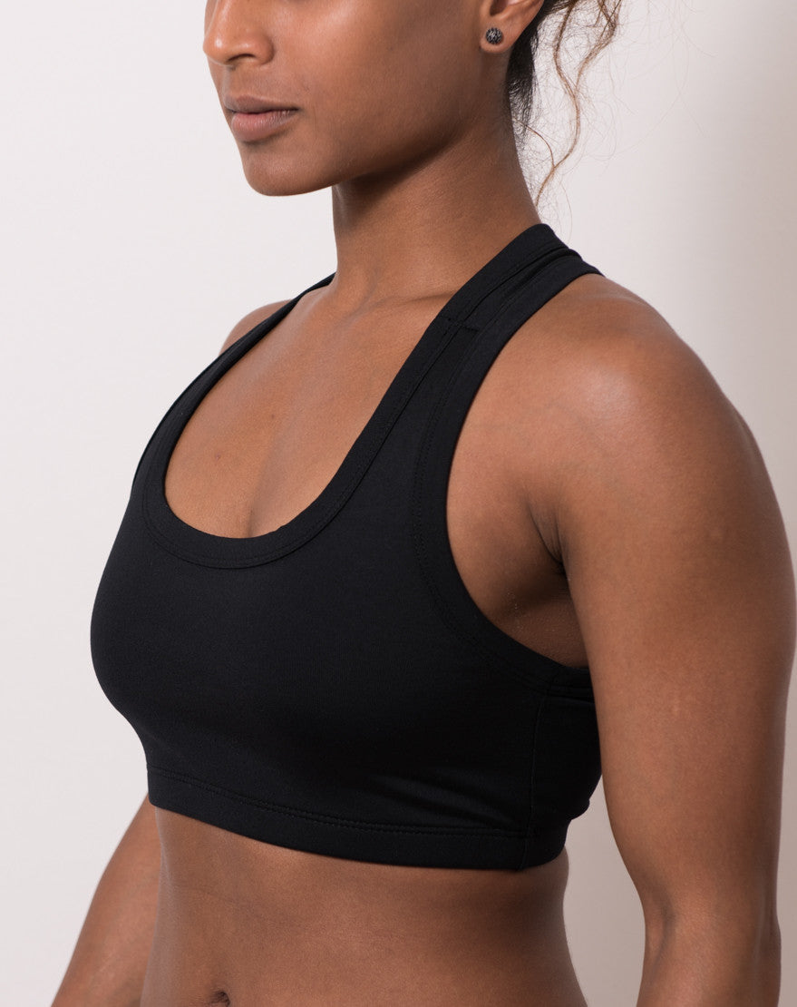 """Willpower"" Sports Bra"