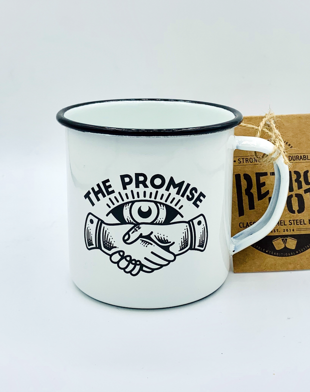 """The Promise"" Outdoor Mug"