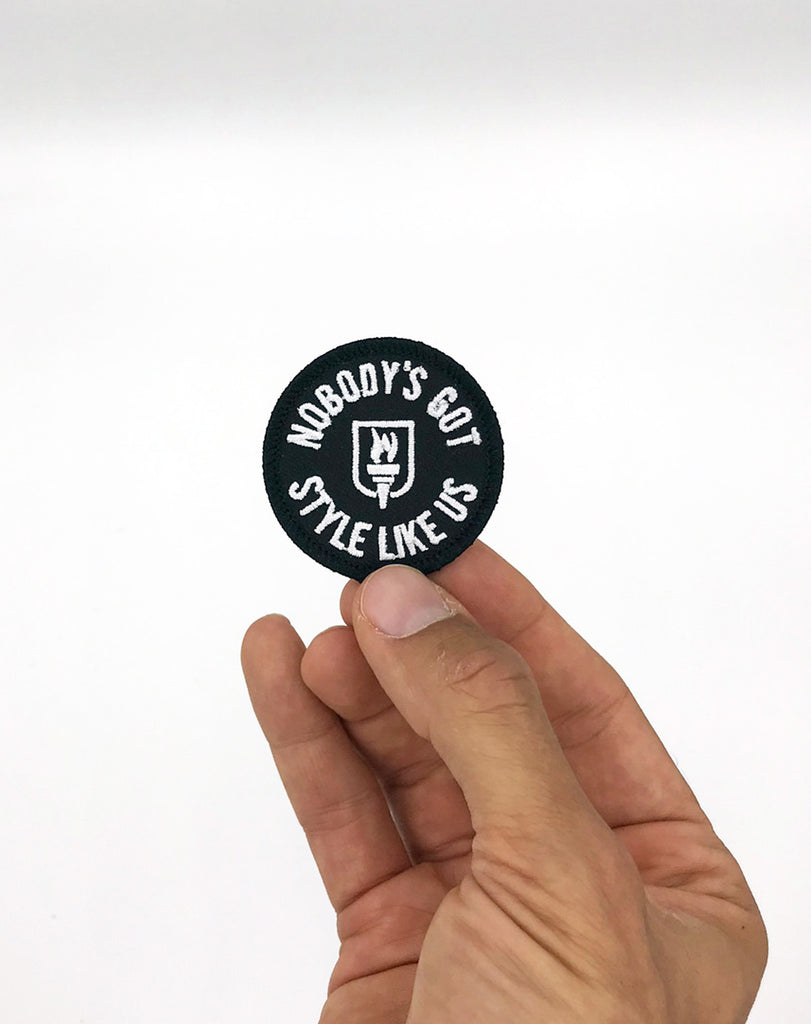 """Nobody's Got Style Like Us"" Patch"