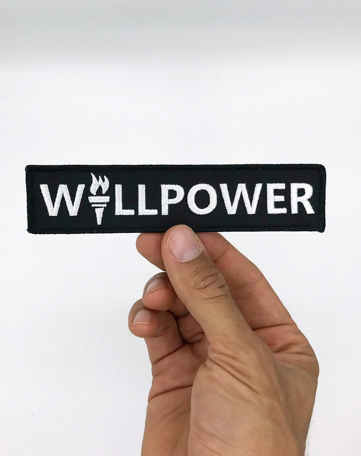 """Willpower"" Patch"