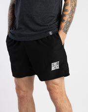 """Street Justice"" Racing Shorts"