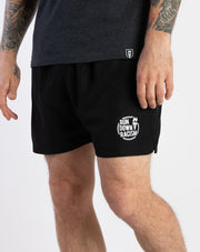"""Run Down Racism"" Racing Shorts"