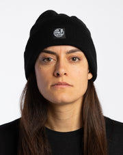 """Run Down Racism"" Beanie"