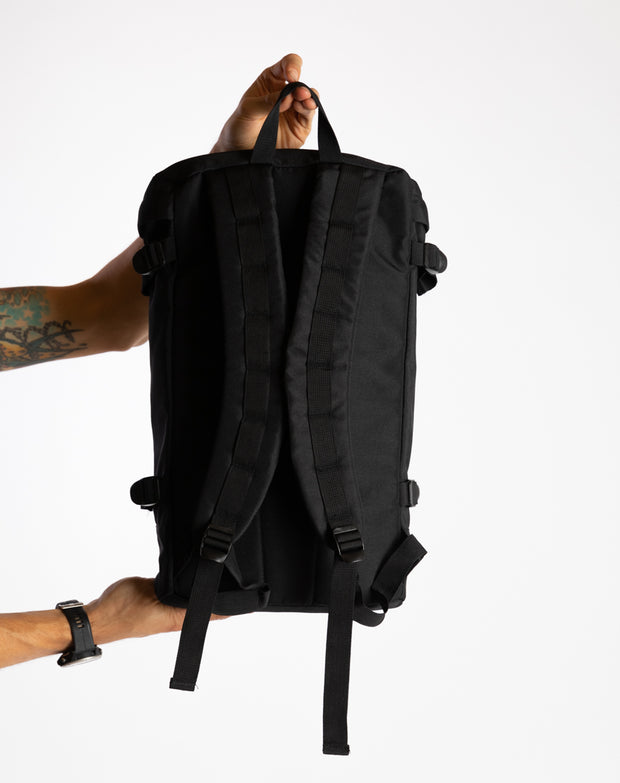 Toploader Backpack