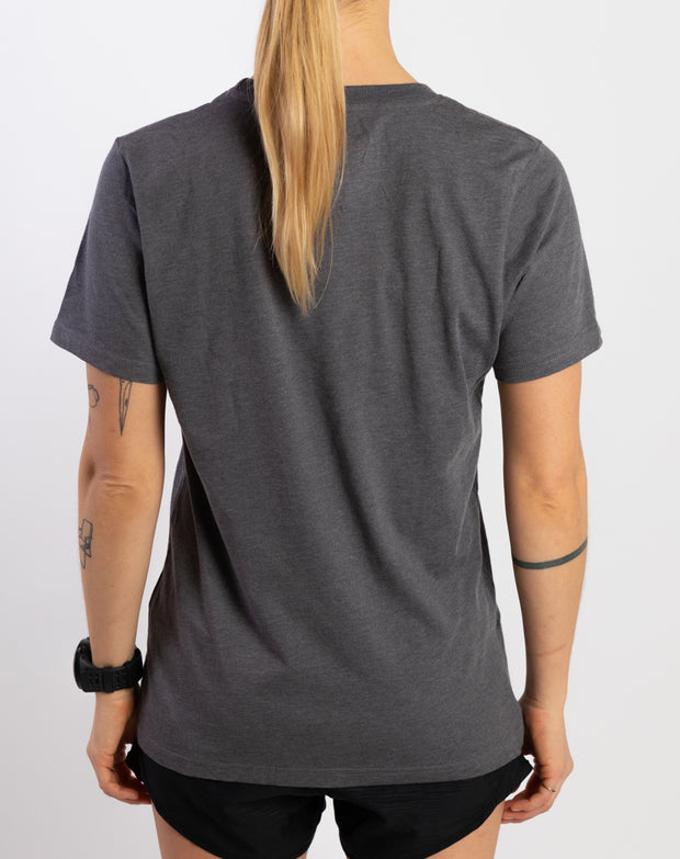 Willpower Athleisure Shirt (Light Grey)