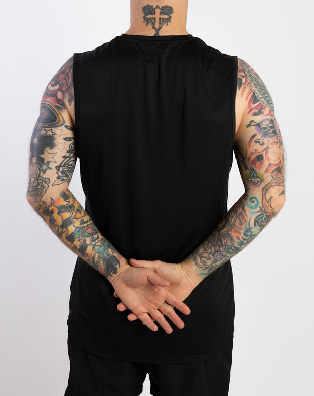 Willpower Sleeveless Racing Shirt