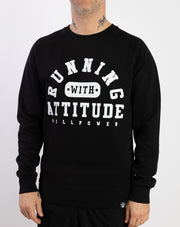 """Running With Attitude"" Crewsleeve"