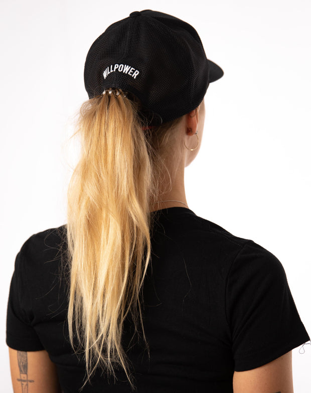 Ulterior Clothing Litty Embroidered Baseball Cap