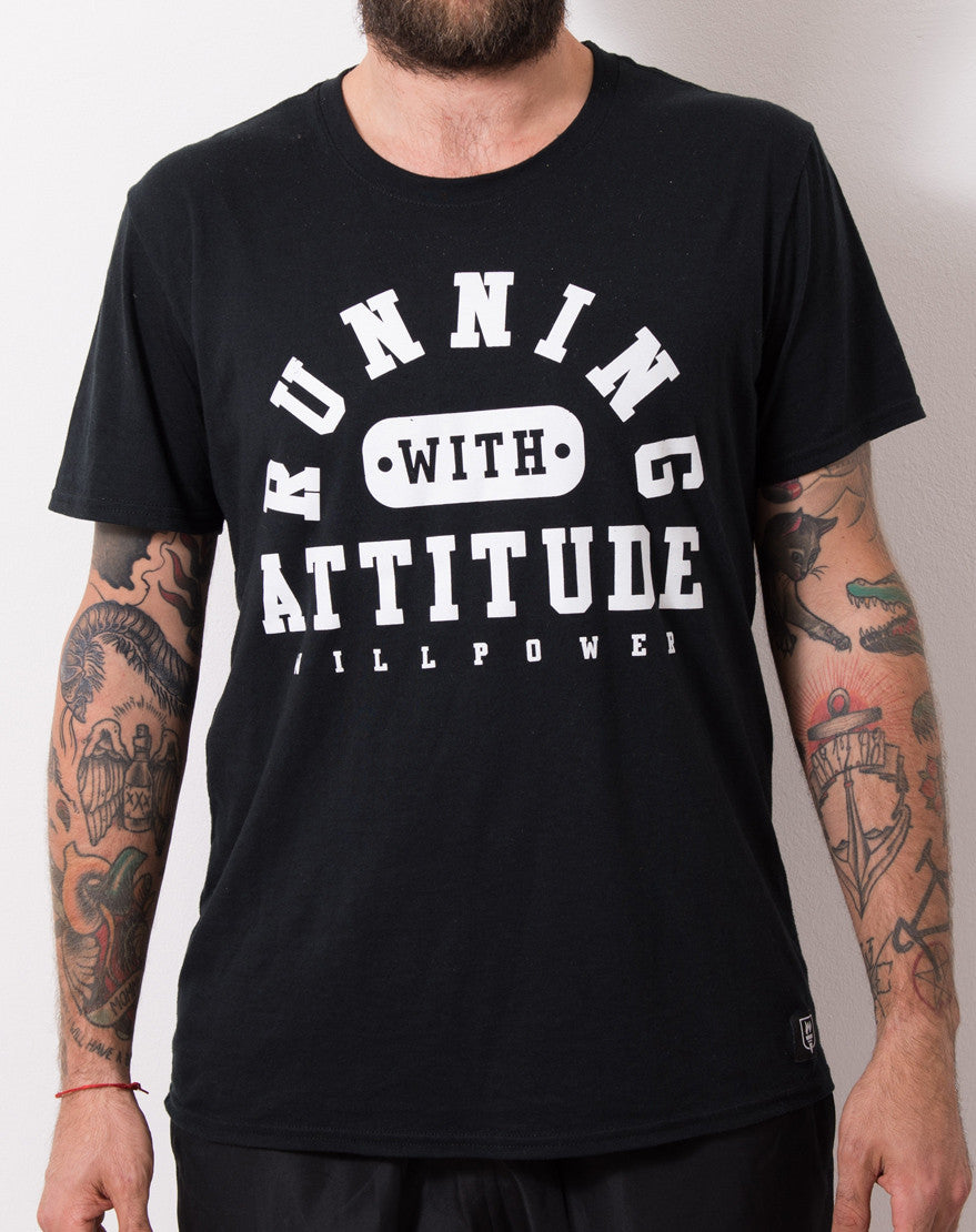 """Running With Attitude"" Shirt"