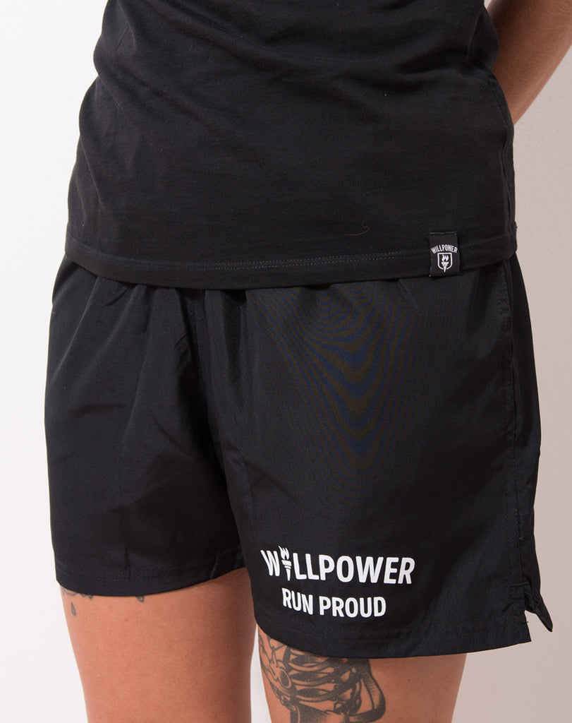 Willpower Running Shorts