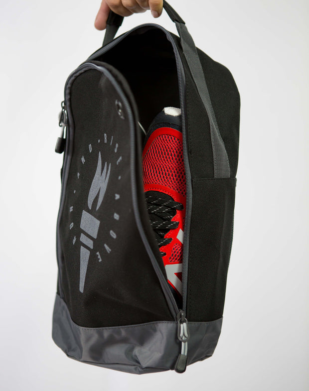 """Run & Rise Above"" Shoebag"
