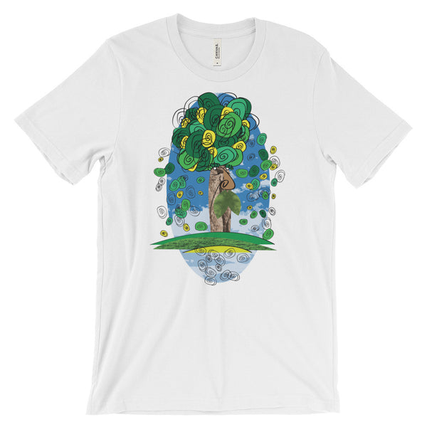 Tree Unisex short sleeve t-shirt