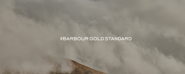 The Barbour Gold Standard Collection - SS21