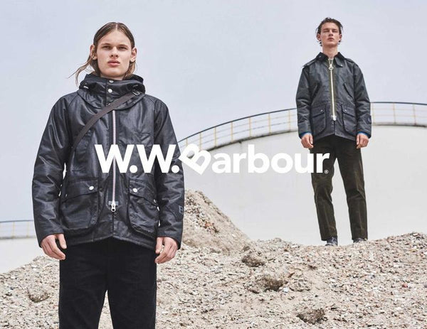 Celebrating 15 Years: Wood Wood & Barbour Collaborate AW17