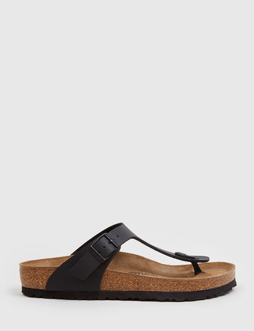 Birkenstock Gizeh Sandals (Regular) - Black